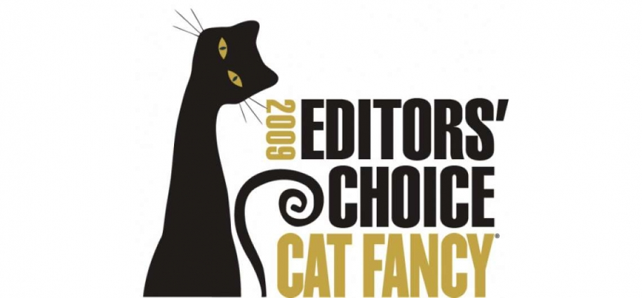 KatKabin awarded 2009 Cat Fancy Editors' Choice